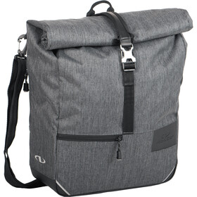Norco Fintry City-Bike Tasche tweed grau